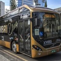 Auto Viação Redentor testa ônibus híbrido elétrico de 2ª geração da América Latina